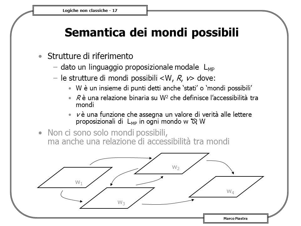 Semantica dei mondi possibili