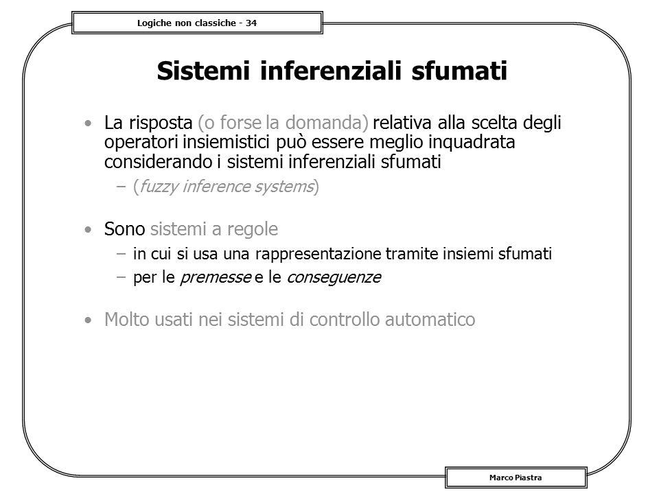 Sistemi inferenziali sfumati