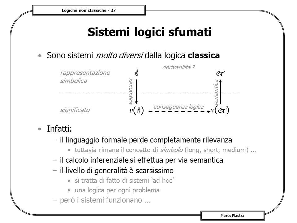 Sistemi logici sfumati