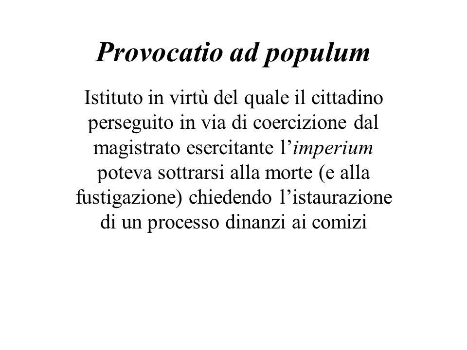 Provocatio ad populum