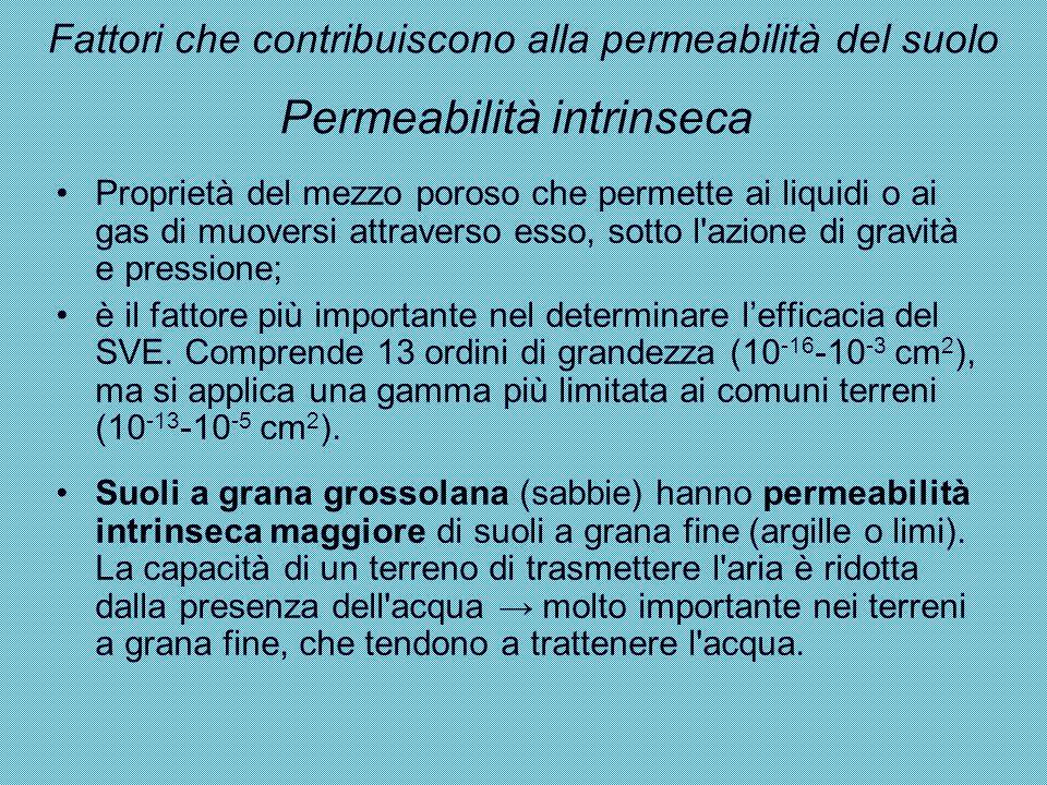 Permeabilità intrinseca