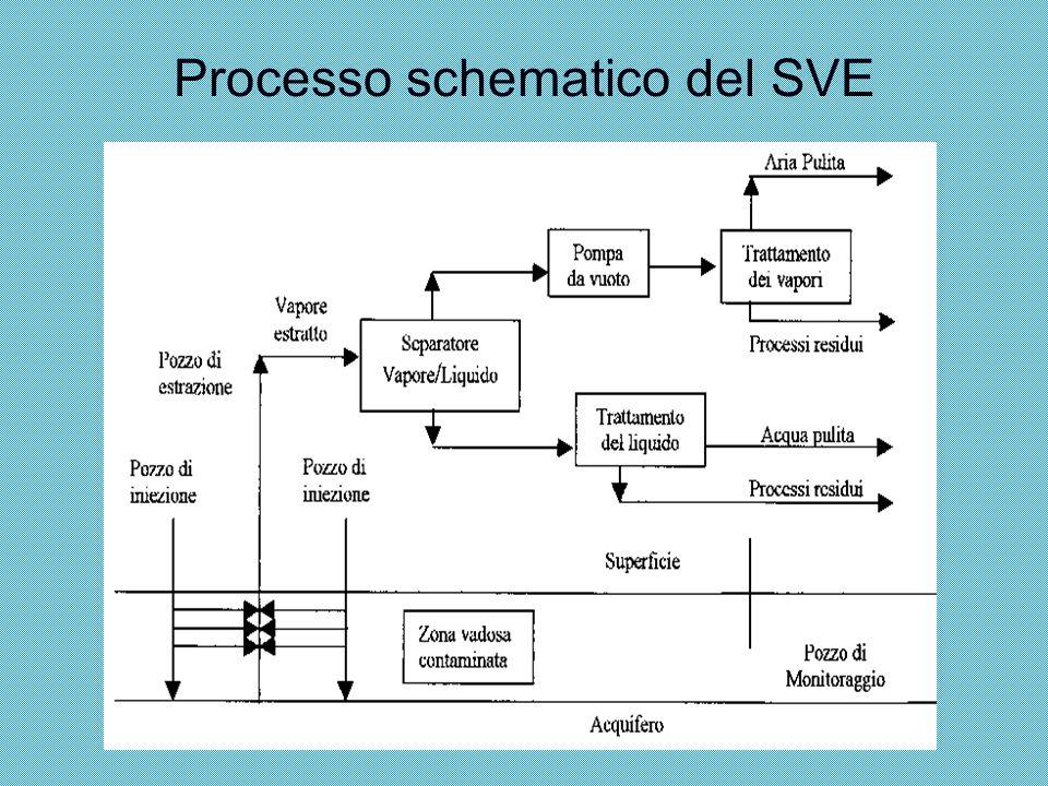 Processo schematico del SVE