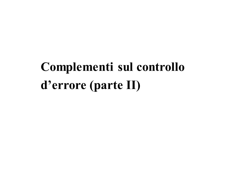 Modulo 2 - U.D. 5 - L.3 (parte II)