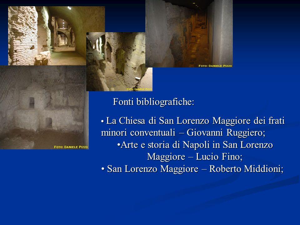 Arte e storia di Napoli in San Lorenzo Maggiore – Lucio Fino;