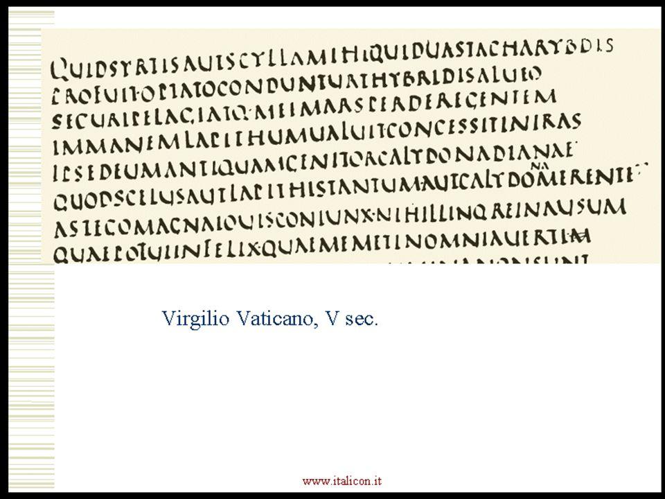 Virgilio Vaticano, V sec.