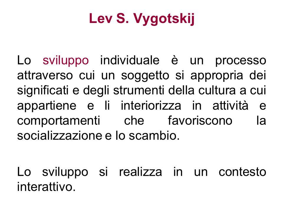 Lev S. Vygotskij