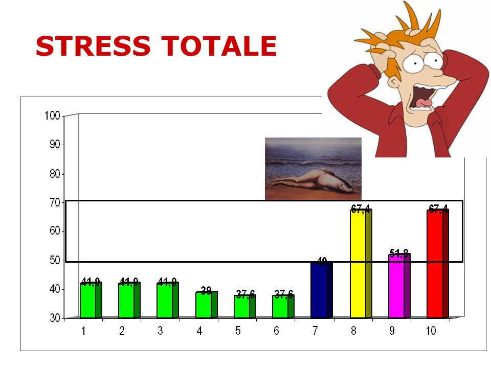 STRESS TOTALE