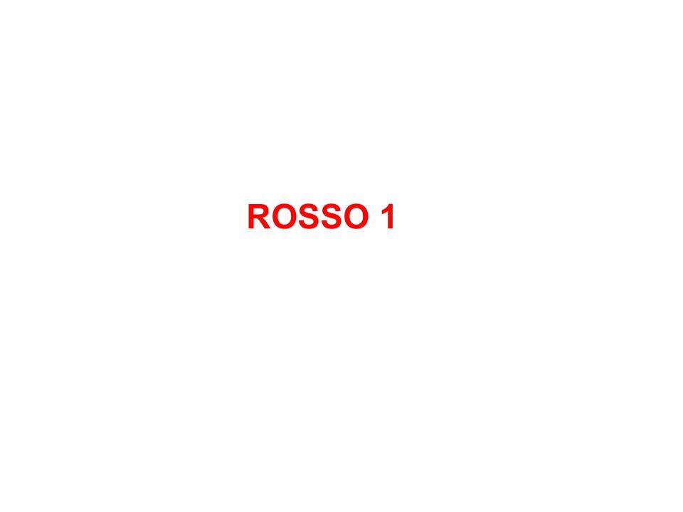 ROSSO 1