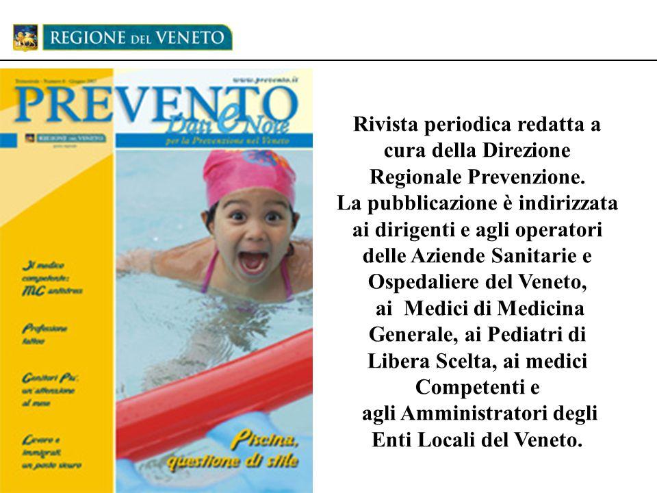 agli Amministratori degli Enti Locali del Veneto.