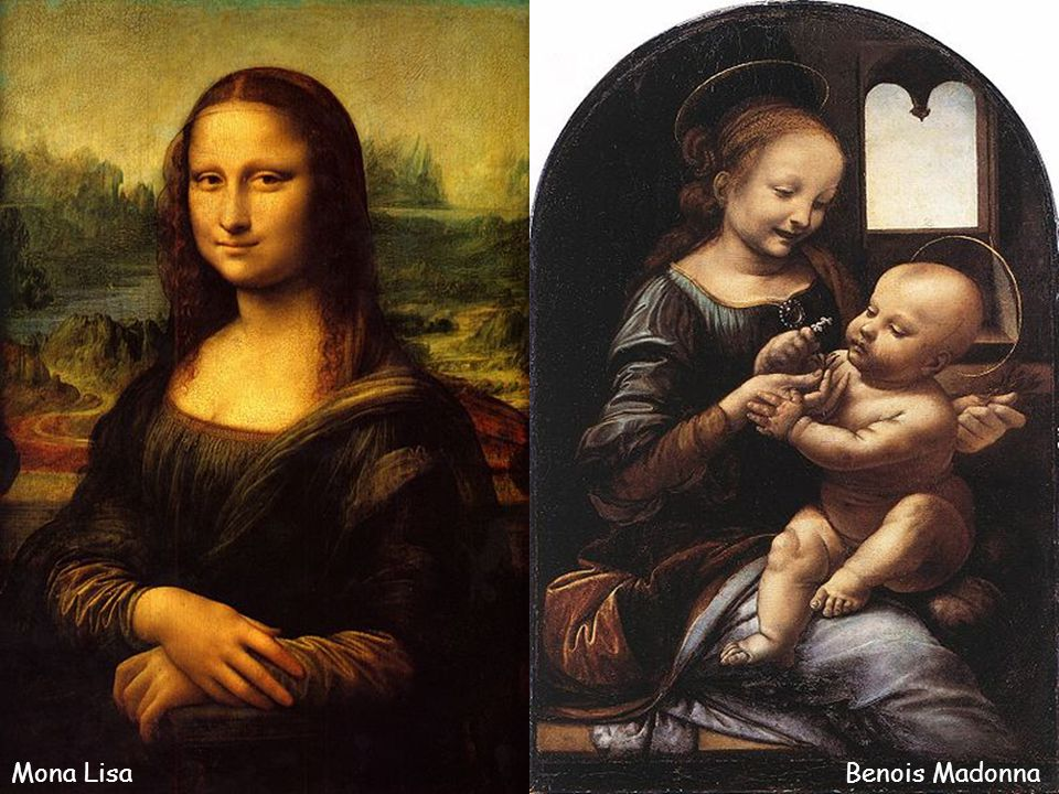 Mona Lisa Benois Madonna