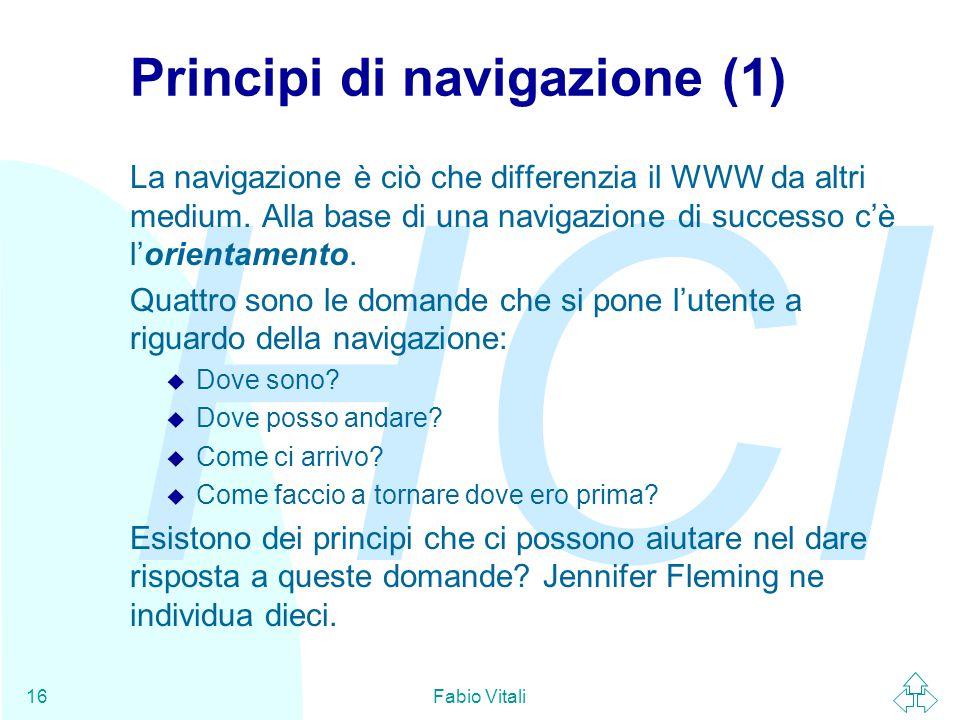 Principi di navigazione (1)