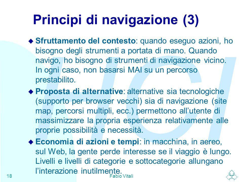 Principi di navigazione (3)