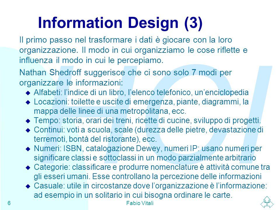 Information Design (3)