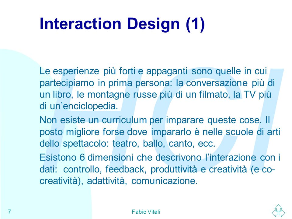 Interaction Design (1)