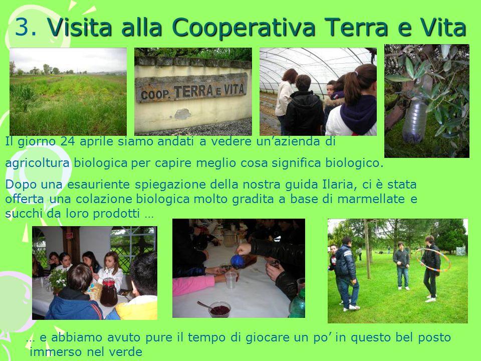 3. Visita alla Cooperativa Terra e Vita