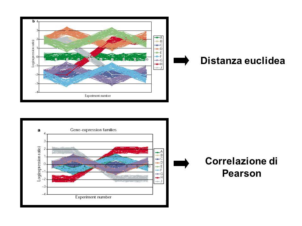 Correlazione di Pearson