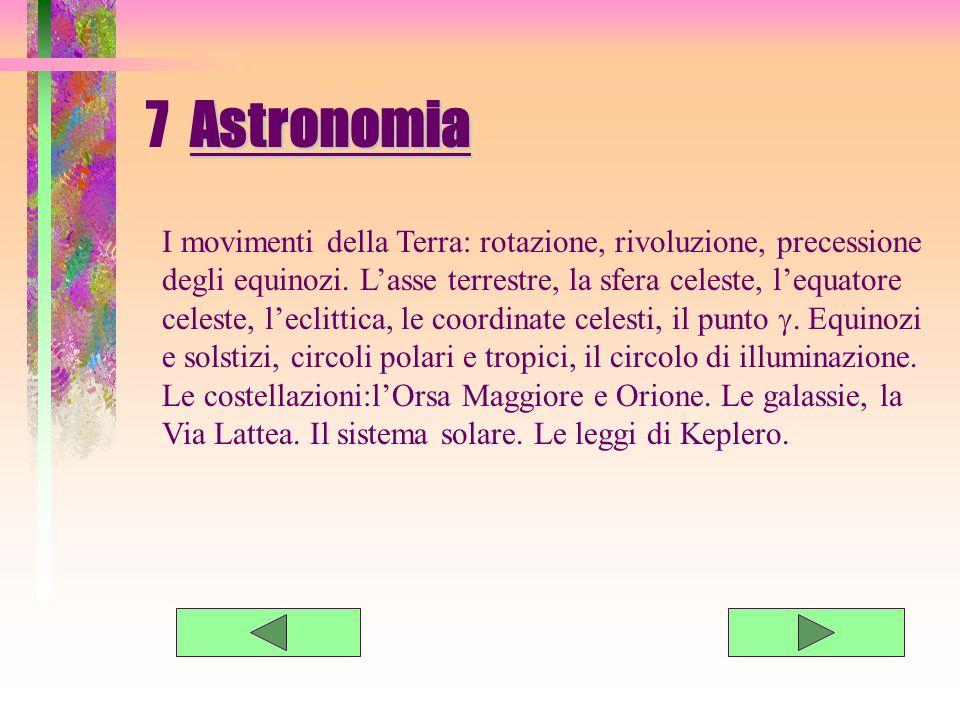 7 Astronomia