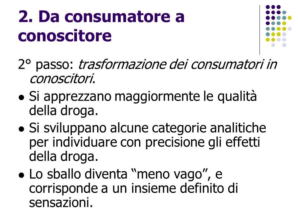 2. Da consumatore a conoscitore
