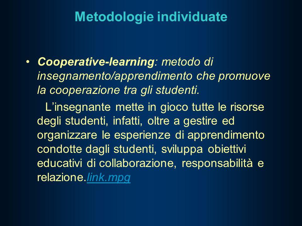 Metodologie individuate