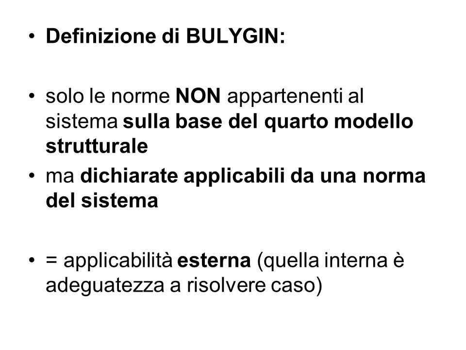 Definizione di BULYGIN:
