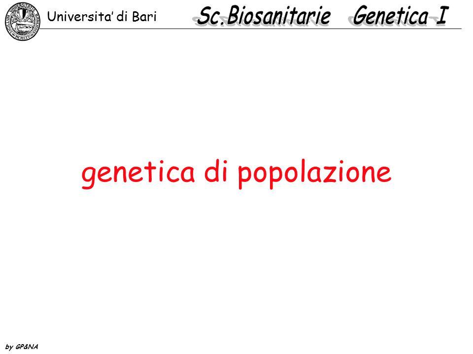 genetica di popolazione