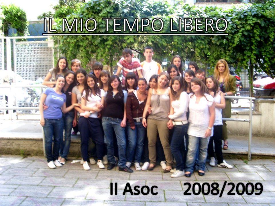 IL MIO TEMPO LIBERO II Asoc 2008/2009