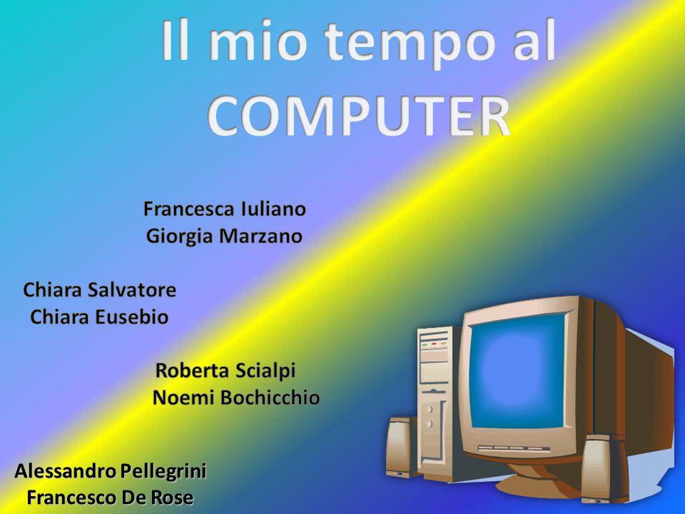 Il mio tempo al COMPUTER Il mio tempo al COMPUTER