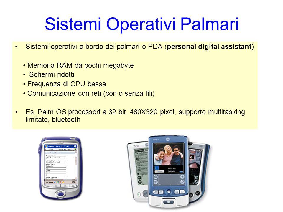 Sistemi Operativi Palmari