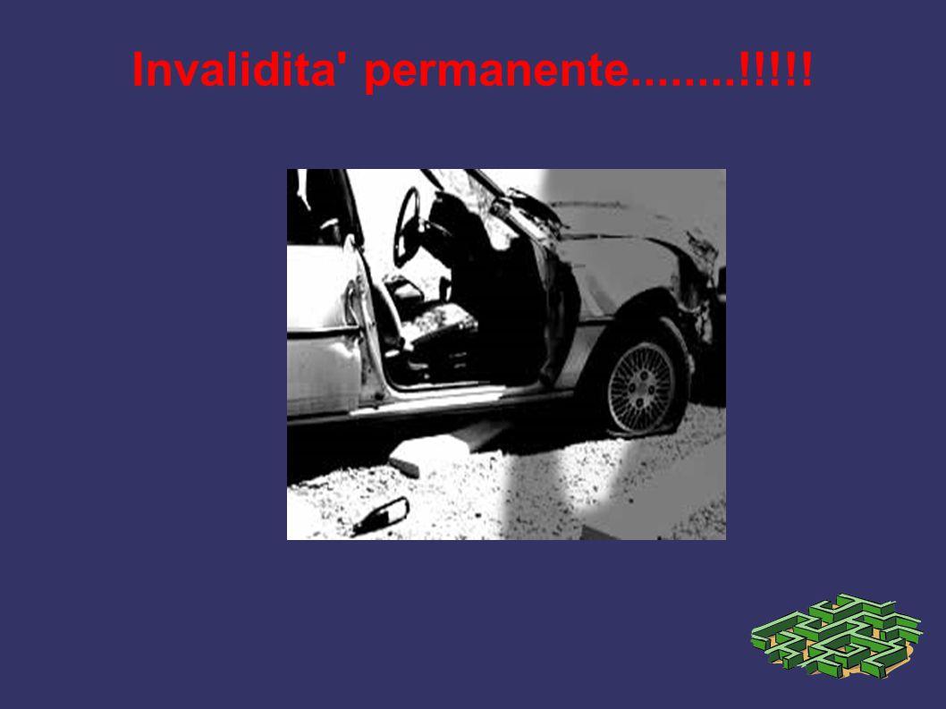 Invalidita permanente........!!!!!