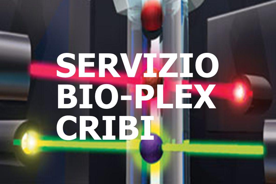 SERVIZIO BIO-PLEX CRIBI