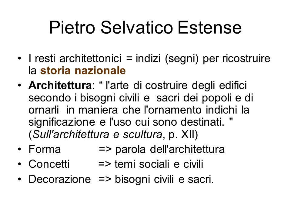 Pietro Selvatico Estense