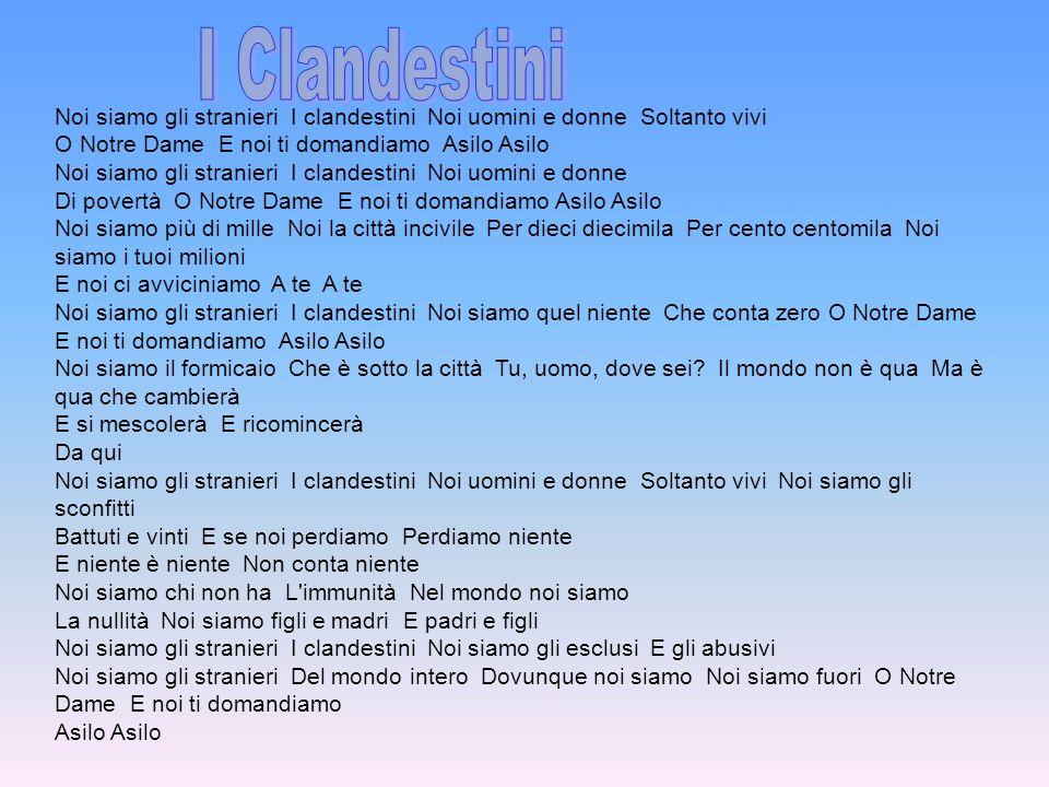 I Clandestini