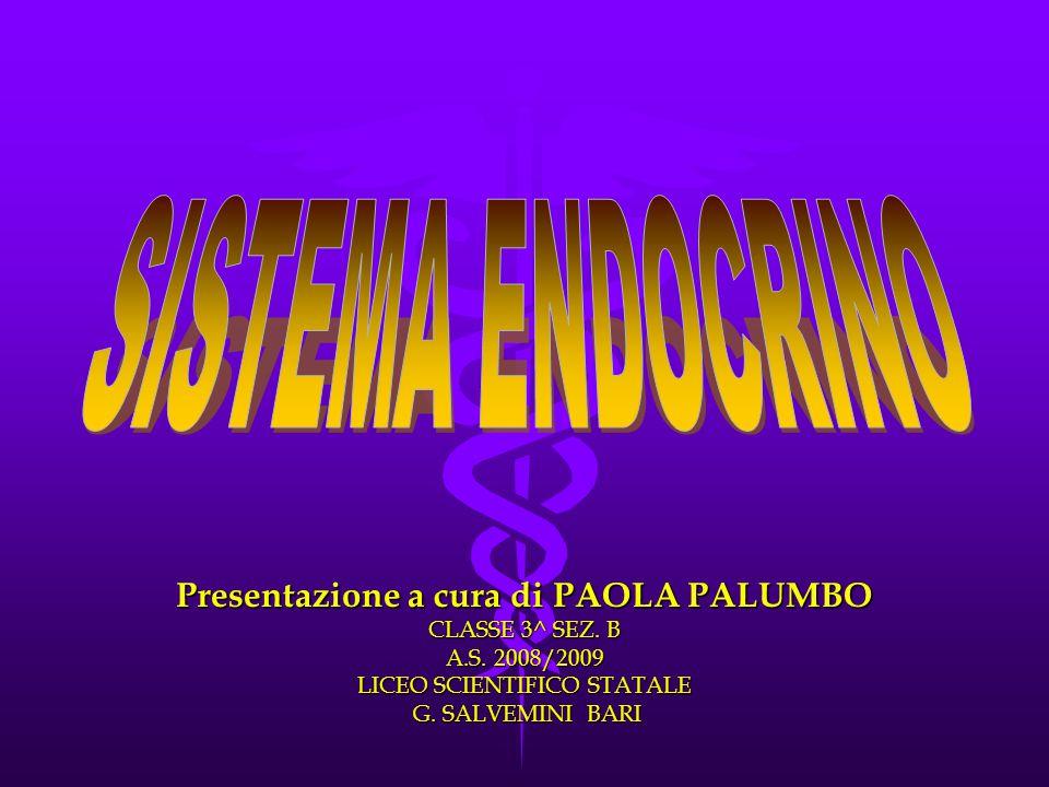 Presentazione a cura di PAOLA PALUMBO