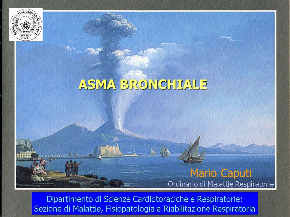 ASMA BRONCHIALE Mario Caputi