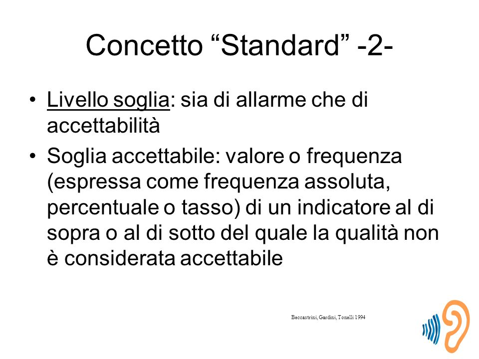 Concetto Standard -2-