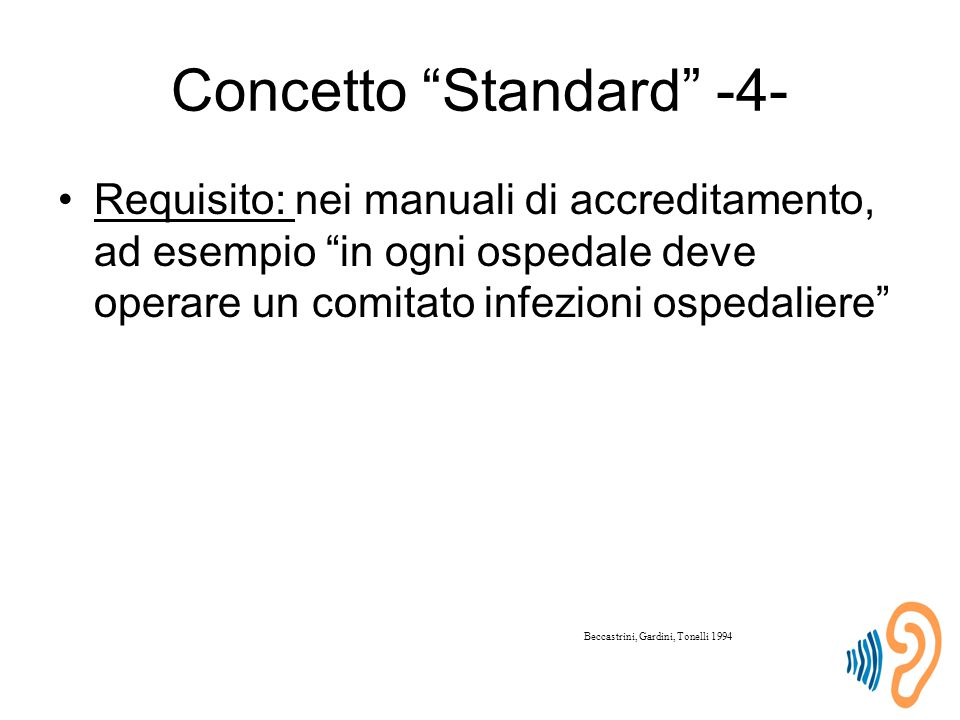 Concetto Standard -4-