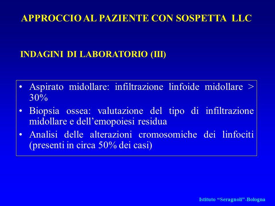APPROCCIO AL PAZIENTE CON SOSPETTA LLC