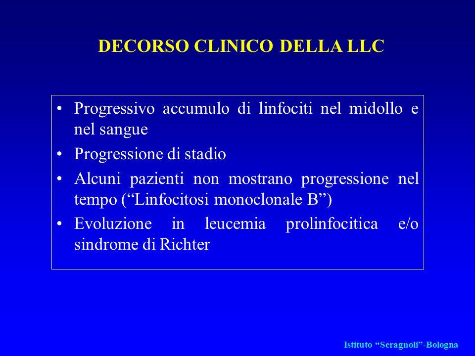 DECORSO CLINICO DELLA LLC