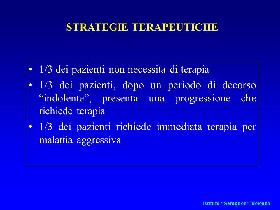 STRATEGIE TERAPEUTICHE