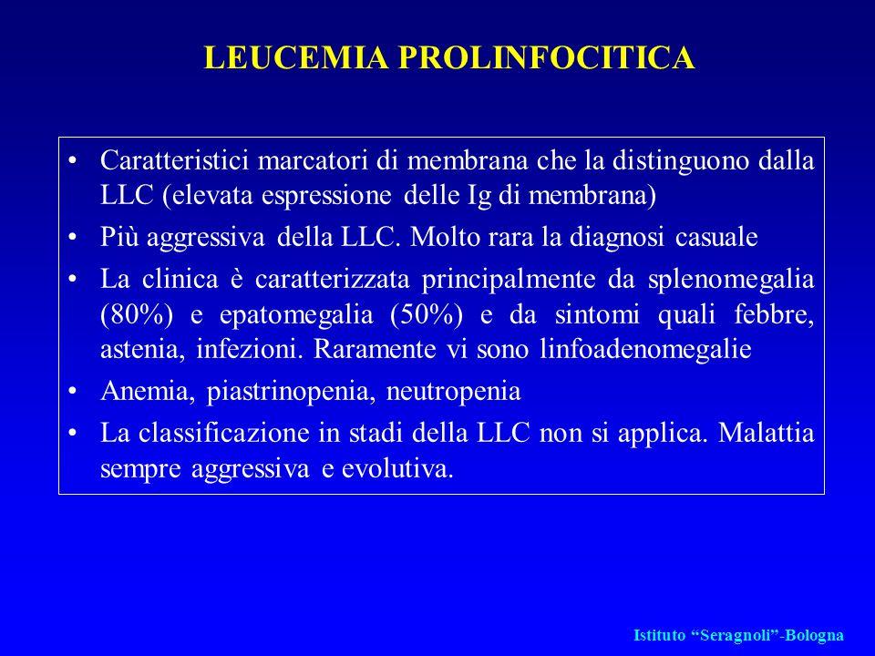LEUCEMIA PROLINFOCITICA