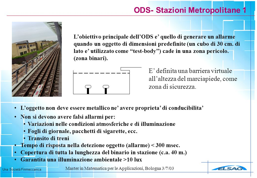 ODS- Stazioni Metropolitane 1