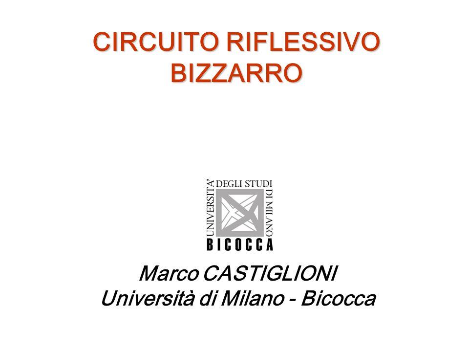 CIRCUITO RIFLESSIVO BIZZARRO