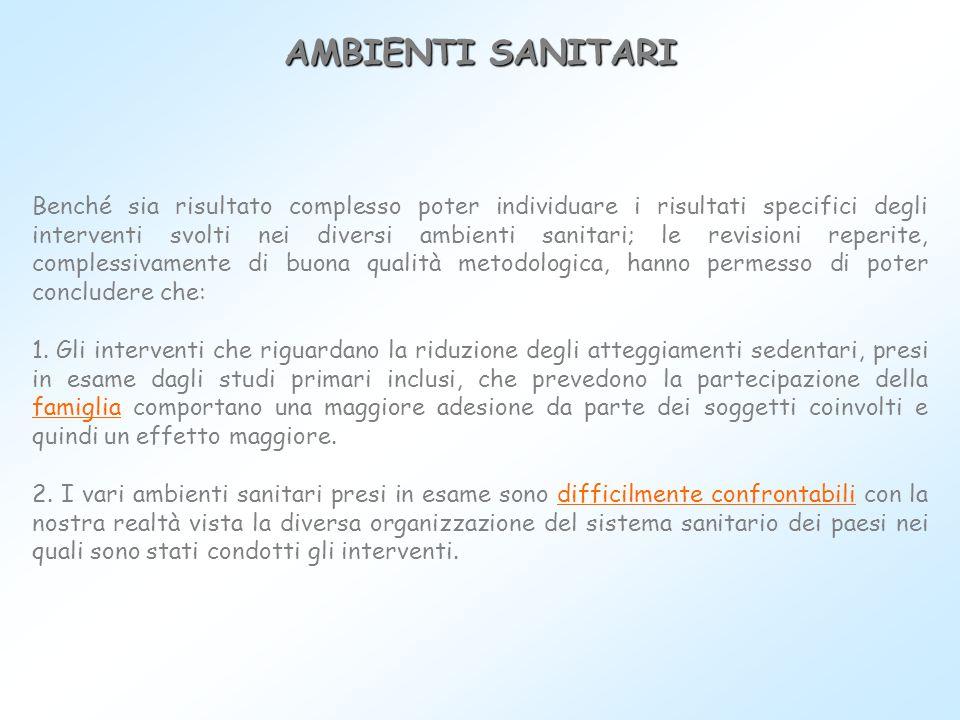 AMBIENTI SANITARI