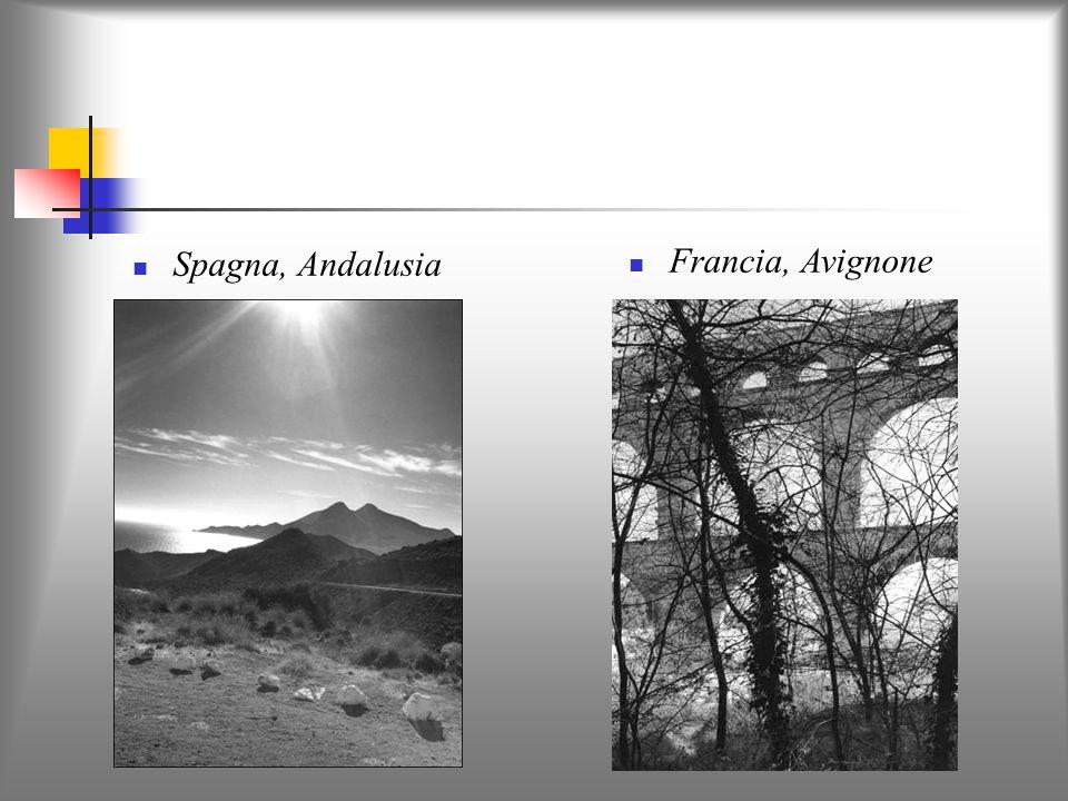Spagna, Andalusia Francia, Avignone