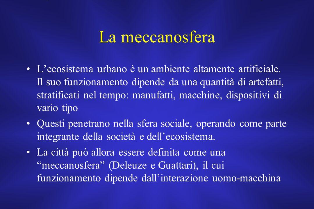 La meccanosfera