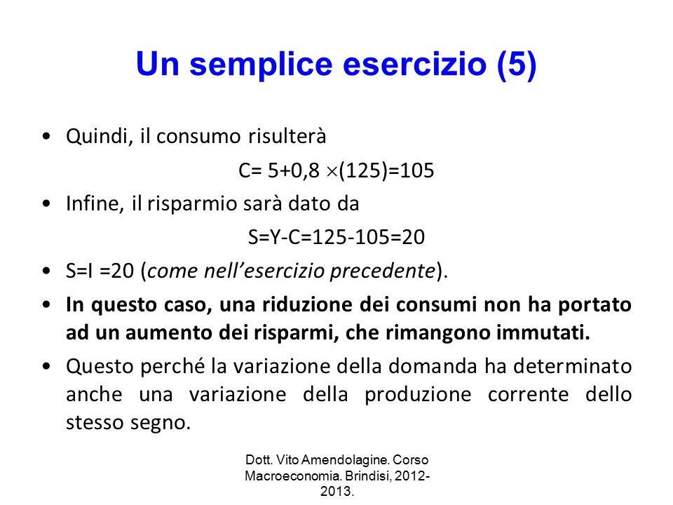 Un semplice esercizio (5)