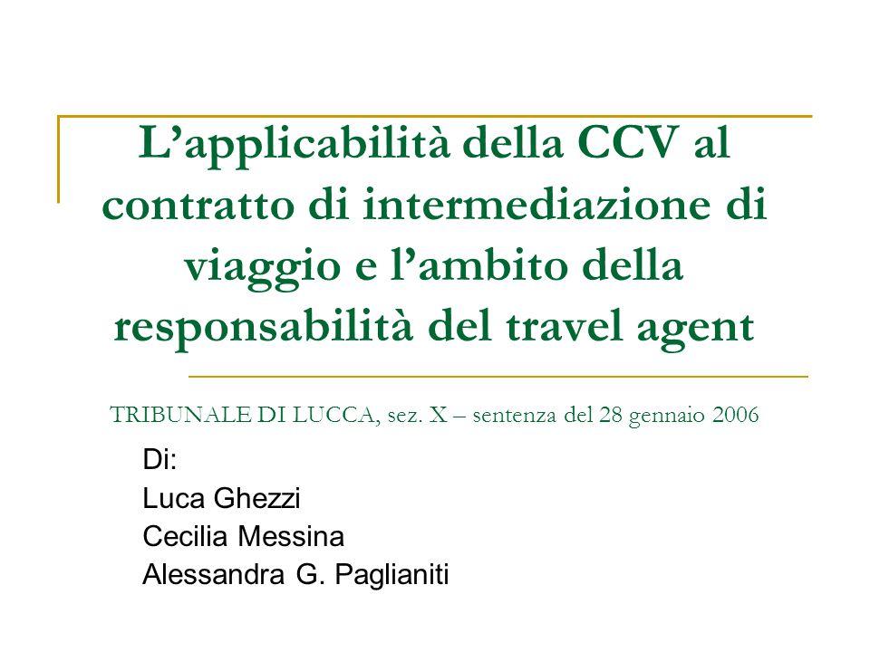 Di: Luca Ghezzi Cecilia Messina Alessandra G. Paglianiti