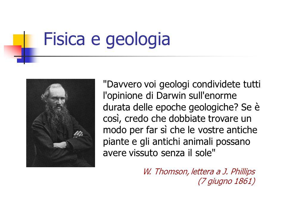 Fisica e geologia