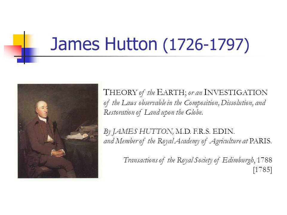 James Hutton (1726-1797)