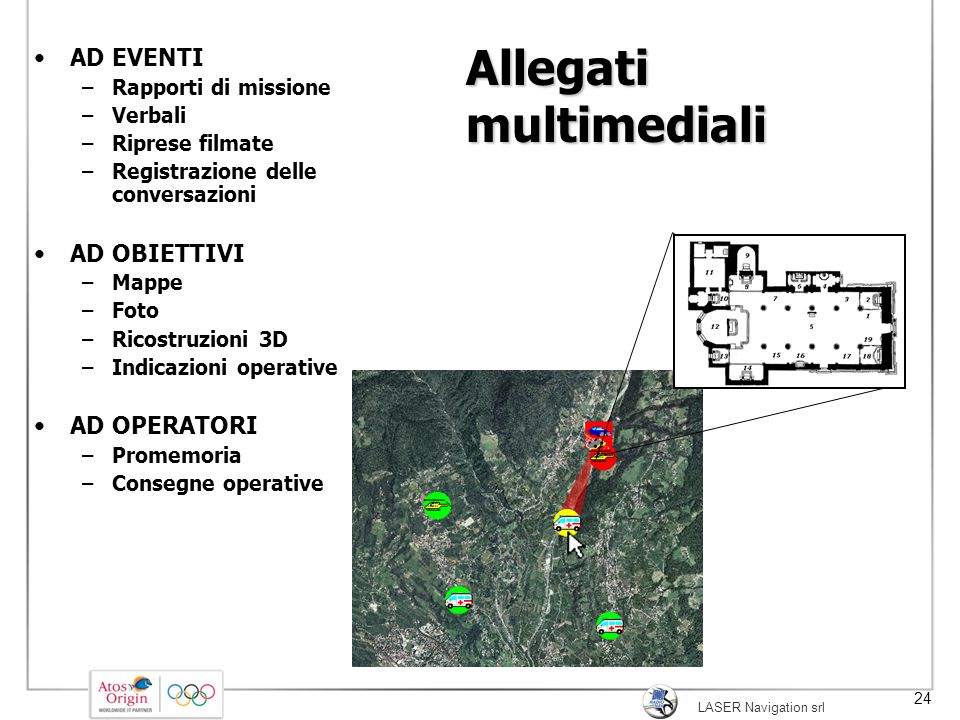 Allegati multimediali